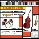 Earl Washington - All Star Jazz