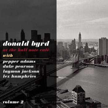Donald Byrd - At The Half Note Cafe, Vol. 2
