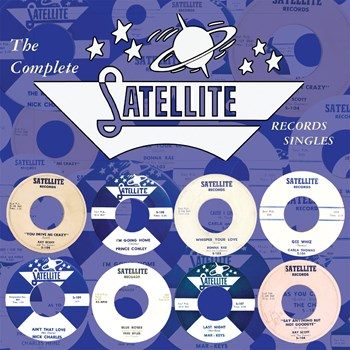 Various Artists - The Complete Satellite Records Singles