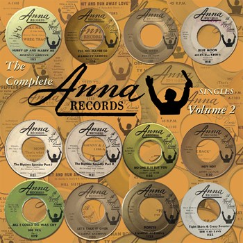 Various Artists - The Complete Anna Records Singles Volume 2