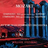 The Pittsburgh Symphony Orchestra - Mozart Symphonies No. 41 & 35